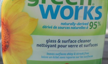 Clorox Greenworks Glass and Surface Cleaner Review