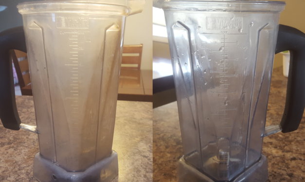 How to Deep Clean Your Vitamix: A Helpful Illustrated Guide