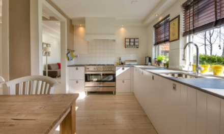 Make your kitchen eco-friendly: Cabinets, Floors, and more