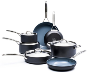 greenpan eco friendly pots and pans