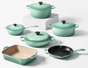 la creuset cast iron frying pan