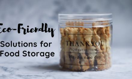 Eco-friendly Food Storage Kitchen Products