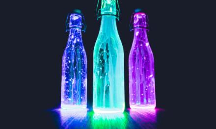 Environmentally Friendly Alternative to Glow Sticks