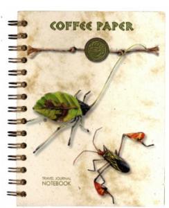 ecopaper notebook