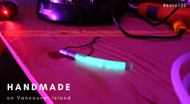 nyoka biodegradable glow stick