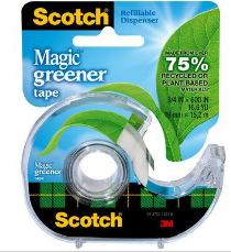 Scotch mage greener tape