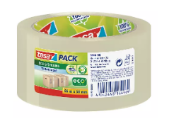 tesa environmentally friendly packing tape