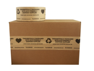 Ecoenclose water activated packing tape