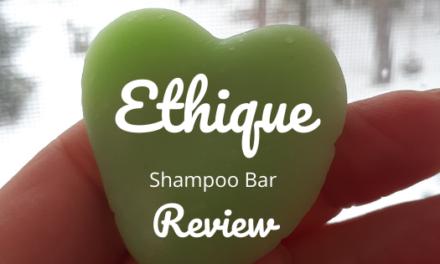 Ethique Hair Sampler Shampoo Bar Review