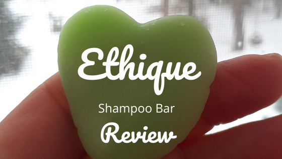 Ethique Hair Sampler Shampoo Bar Review