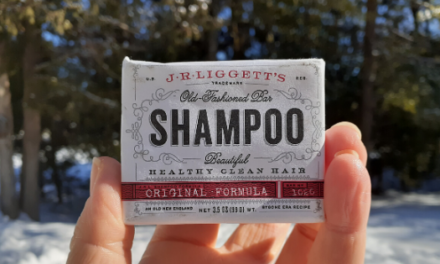 J.R. Liggett's Original Shampoo Bar Review – With Pictures