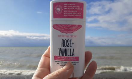 Schmidt's Rose And Vanilla Deodorant Stick Review