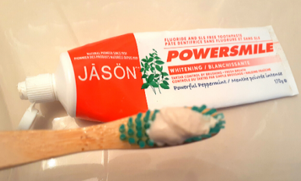 JASON Powersmile Whitening Natural Toothpaste Review
