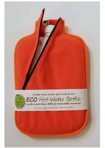 hugo frosch eco hot water bottle