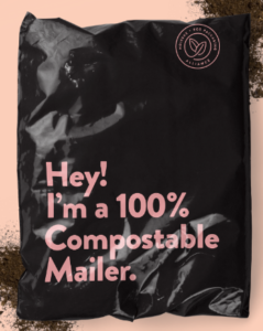 noissue compostable mailer