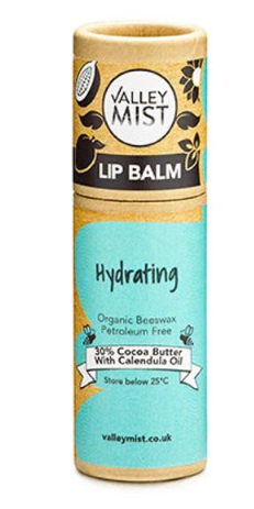 valley mist natural lip balm