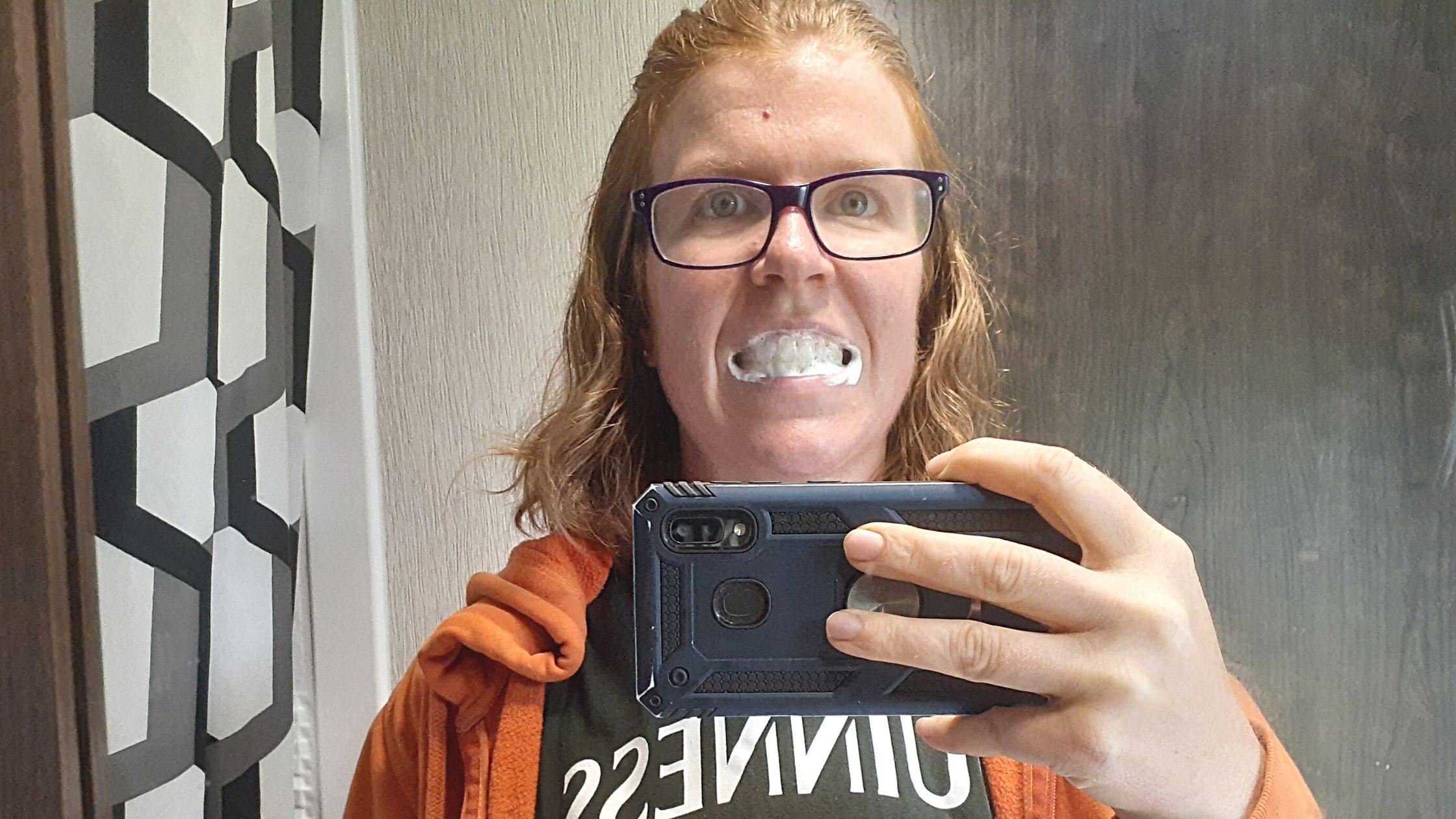 foamy jason natural toothpaste