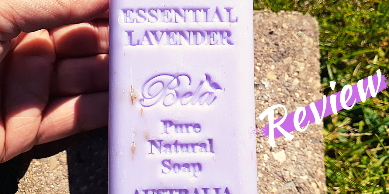 Bela Naturals Lavender and Flower Soap Review