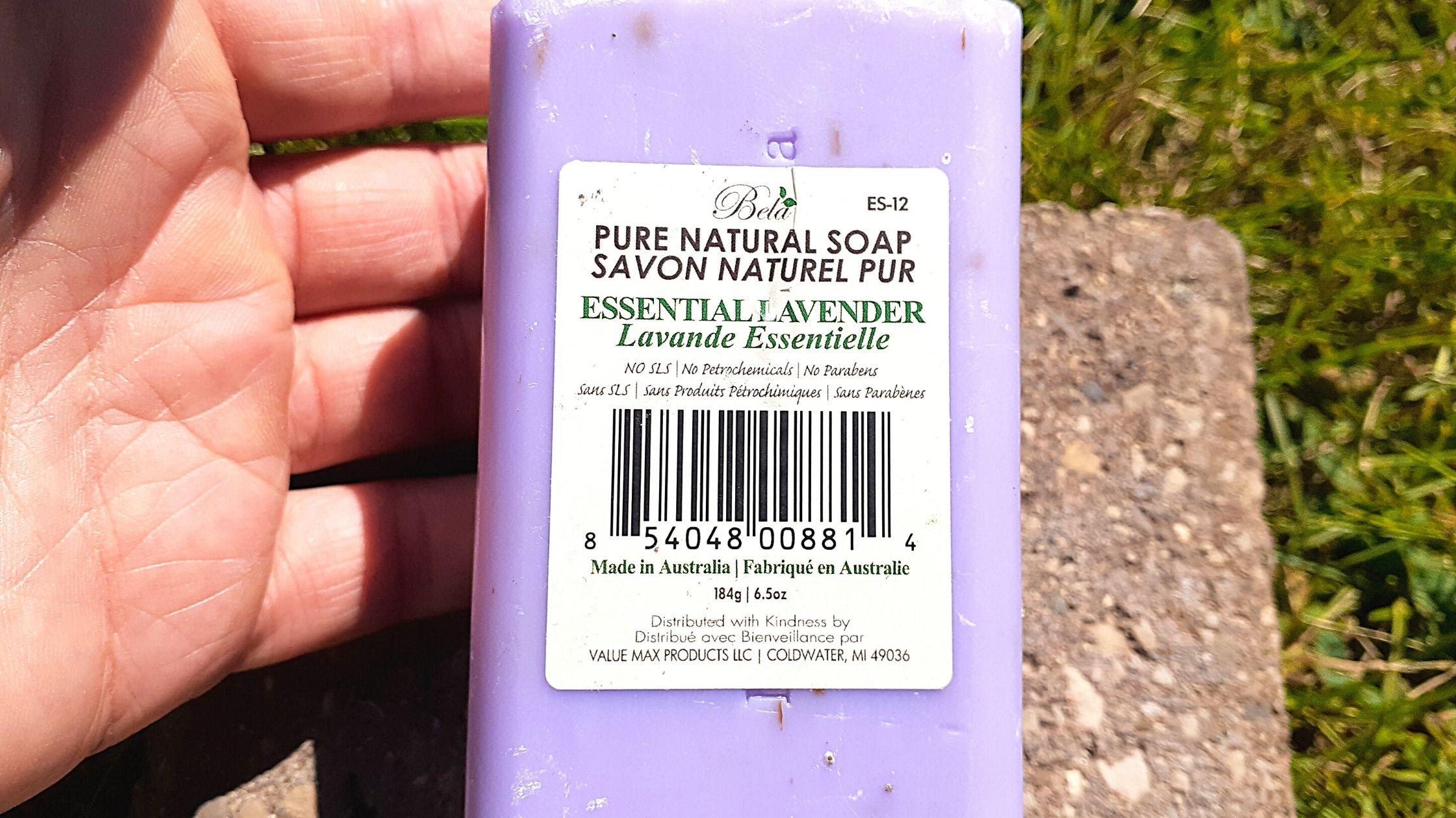 Bela Naturals label