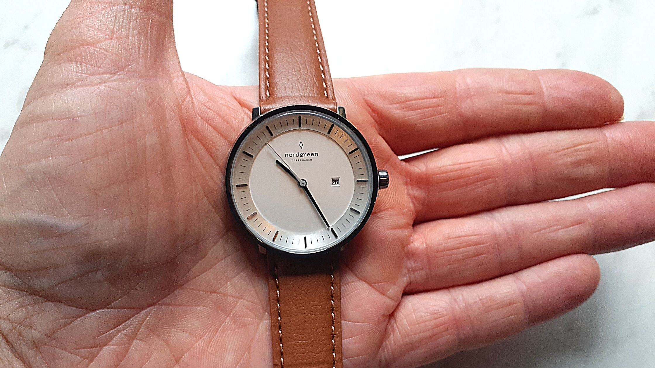 Nordgreen Philosopher vegan watch