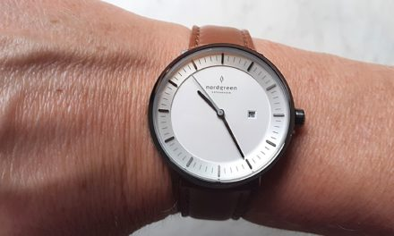 Nordgreen Philosopher Environmentally Friendly Vegan Watch Review