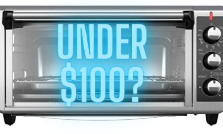 3 Best Teflon Free Toaster Ovens Under $100 on Amazon